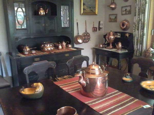 Nielstrup Museum - Den fine stue