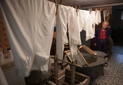 nielstrup Museum - Vaskekælderen og Tove Tendal- Hansen